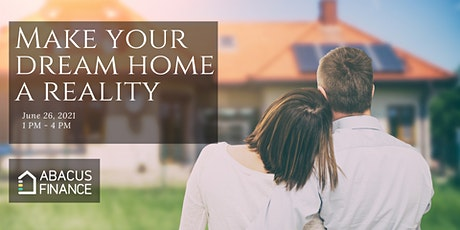 SEMINAR: Make Your Dream Home A Reality tickets
