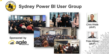 Sydney Power BI Meetup - June 24, 2021 tickets