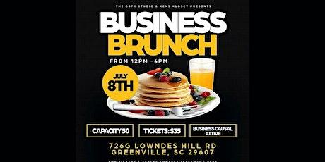 The Business Brunch - Greenville, Sc boletos