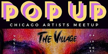 Chicago Artists Meetup Pop-Up tickets