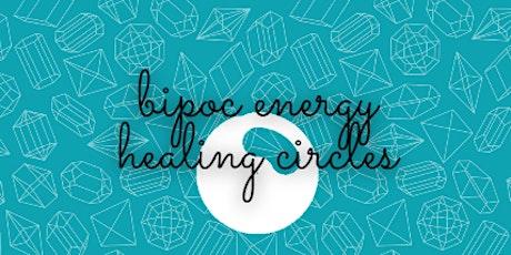 BIPOC Energy Healing Circle tickets