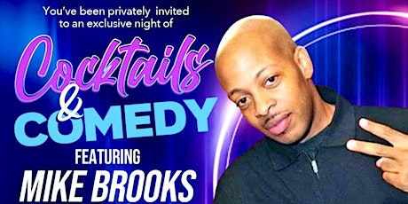 Cocktails & Comedy Night! tickets