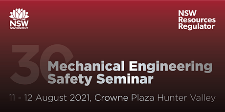 30th Annual Mechanical Engineering Safety Seminar tickets