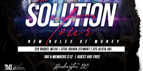 The Solution Tour: DC/MD/VA tickets