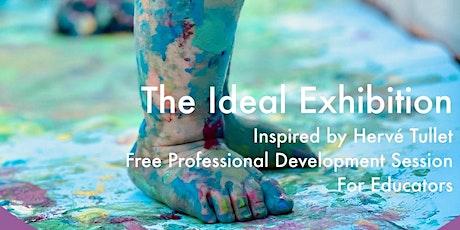 Art Workshop - The Ideal Exhibition tickets