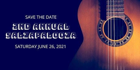 2nd Annual SALZAPALOOZA tickets