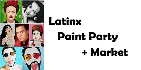 Latinx Paint Party tickets