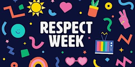 Respect Week   Hetero Respectful Speed Dating tickets