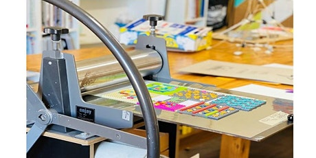 Lego Letterpress presented by Twining Arts tickets
