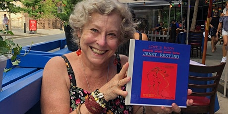 On love, life, liberty and...the poetry of Janet  Restino & Book Signing tickets