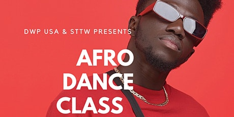 Afro Dance Class With Mr Shawtyme tickets