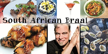 Rics' South African Dinner tickets