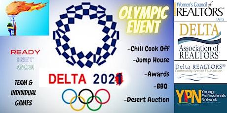 Delta Olympics 2021 tickets