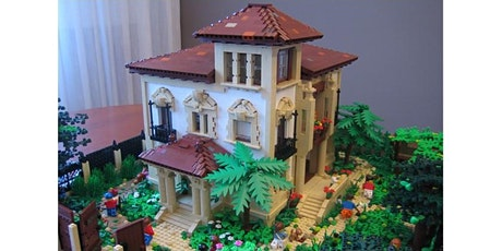 Library Lego Mini Masters tickets