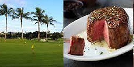 Red Meat Lover's Club Presents Fairways and Filet For Real Men Wear Pink tickets
