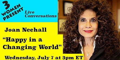 How to Be Happy in a Changing World tickets