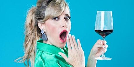 Wine Up Comedy EN TU CASA ¡Nueva función! entradas