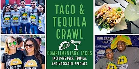 2nd Annual Taco & Tequila Crawl: Portland tickets