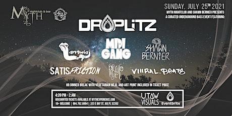 Droplitz, Midi Gang and Langwidj at Myth Nightclub | 07.25.21 tickets