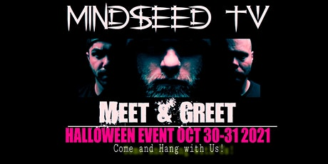 Halloween Meet & Greet tickets