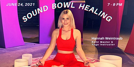 Full Moon Sound Bath, Rose Ceremony + Gallery Viewing tickets