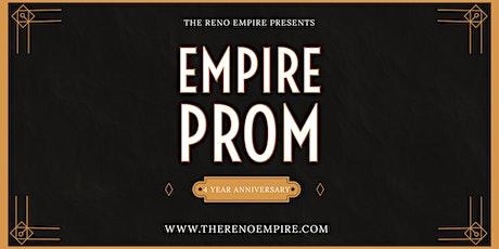 Empire Prom tickets