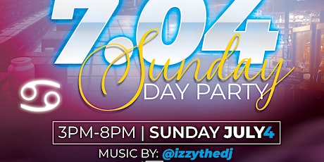 ★-★ 7.04 at QC Social Lounge  ★-★ Sunday Day Party w/ Izzy The DJ tickets