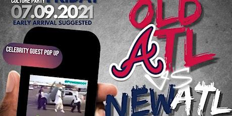 Old ATL Vs. New ATL tickets