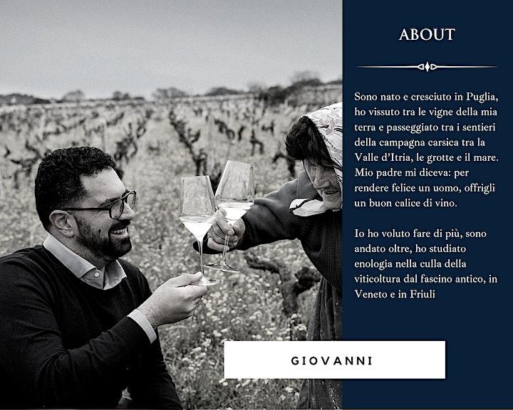 Degustazione Puglia Wines image