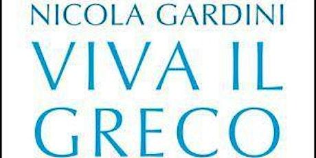 Viva il Greco: Nicola Gardini in Conversation with Valentina Gosetti tickets