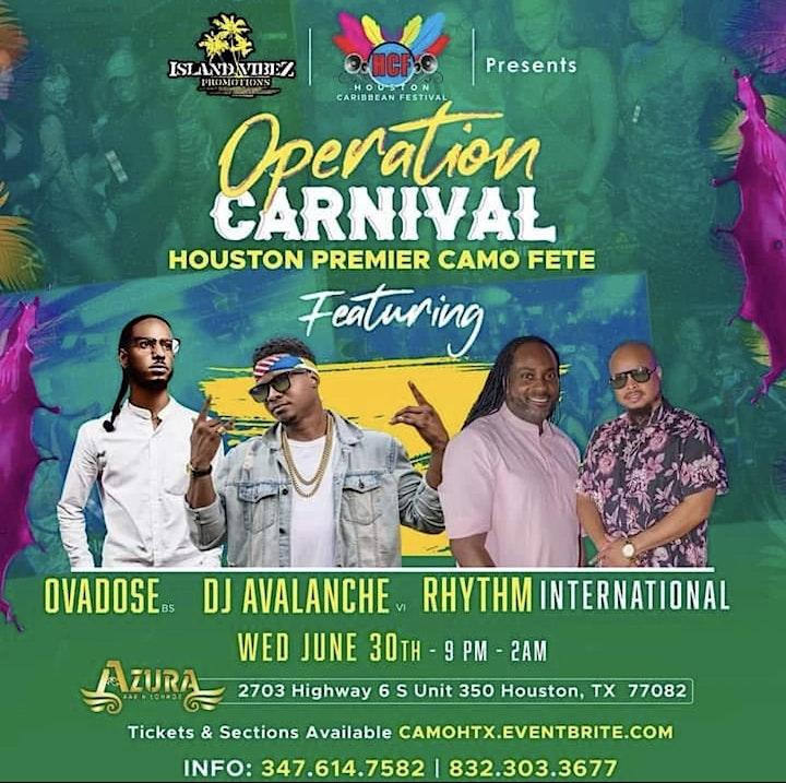 Houston Caribbean Festival image