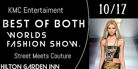 The Best Of Both Worlds Fashion Show Were Street Meets Couture 2021 tickets