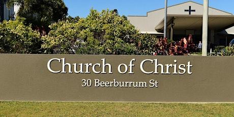 9:30am Chapel - Sunday Service - Caloundra Church of Christ tickets