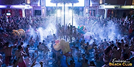 Wendsday Night Pool Party at Encore Beachclub tickets