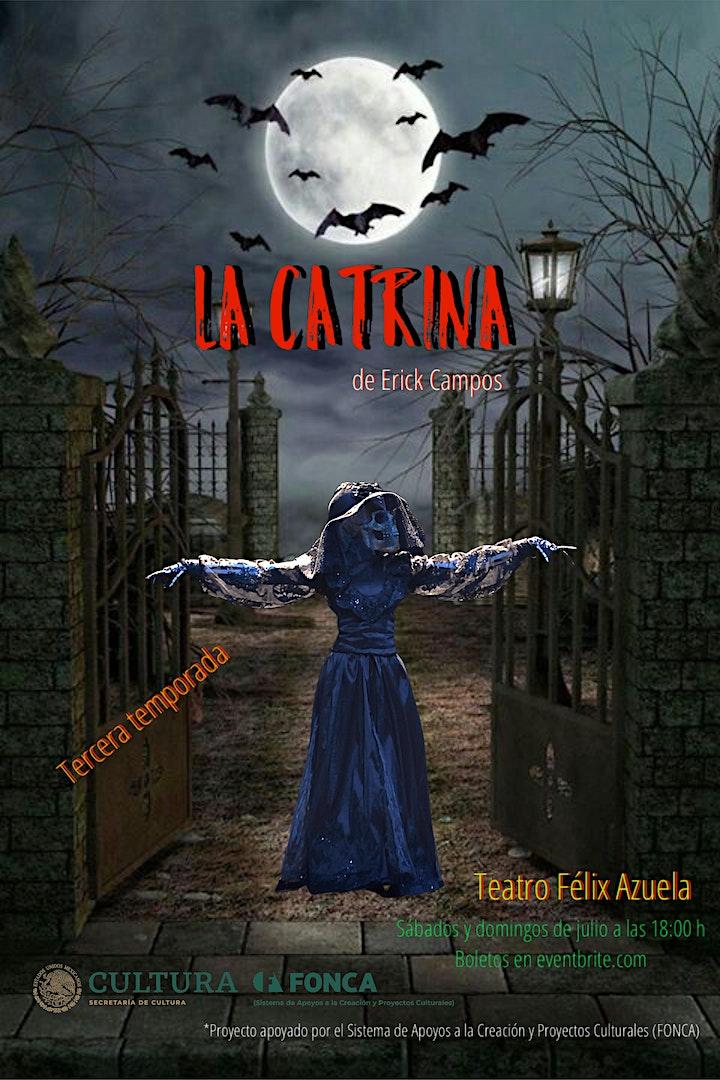 Imagen de LA CATRINA