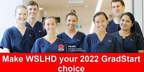 WSLHD 2022 GradStart Information Session 3: WECC Level 2 Westmead Hospital tickets