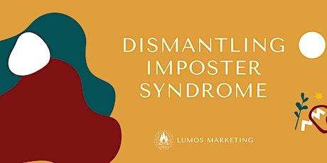 AFP OC IDEA Workshop: Dismantling Imposter Syndrome tickets