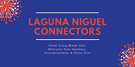 Laguna Niguel Connectors (LNC) - WED, July 7, 2021 tickets