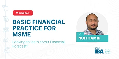 Financial Practice For MSME by Darussalam Enterprise tickets