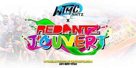 WTMC x Red Antz Miami Jouvert 2021 (WTMCantz) - Miami Carnival tickets