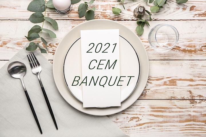 2021 CEM Banquet - 12:00 pm image