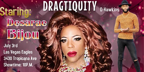 Dragtiquity tickets