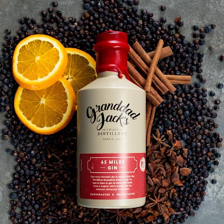 Gin Masterclass - presented by Granddad Jacks image