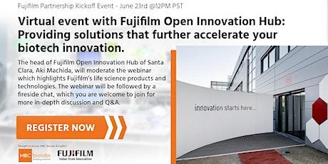 Fujifilm Partnership Kickoff Event tickets
