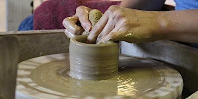 Adult Pottery – Beginner-Intermediate – Wednesdays, Aug. 18 – Sept. 22