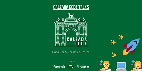 Calzada Code Talks boletos