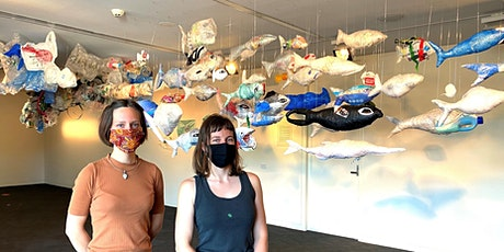 Smarter Living - Plastic Fish Exhibition and Workshops - Nunawading Library tickets