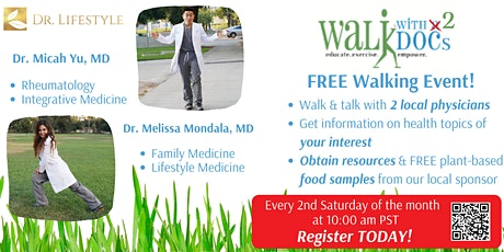 Walk With TWO Doc's tickets