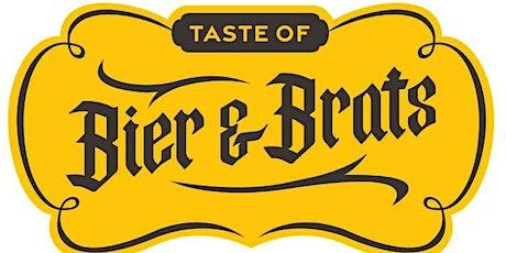 Spring Garden's Taste of Bier & Brats tickets