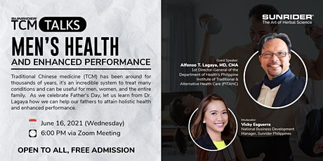 Men's Health & Enhanced Performance with Dr. Alfonso Lagaya tickets